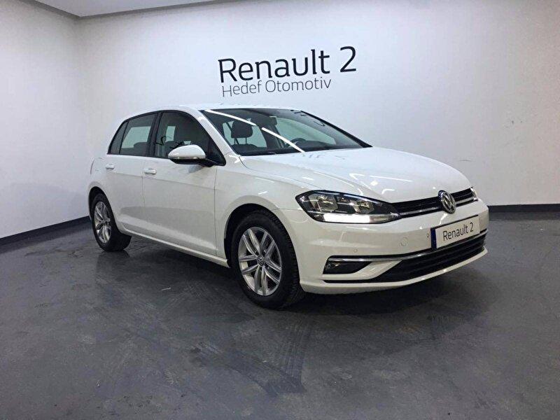 2017 Dizel Otomatik Volkswagen Golf Beyaz HEDEF OTO