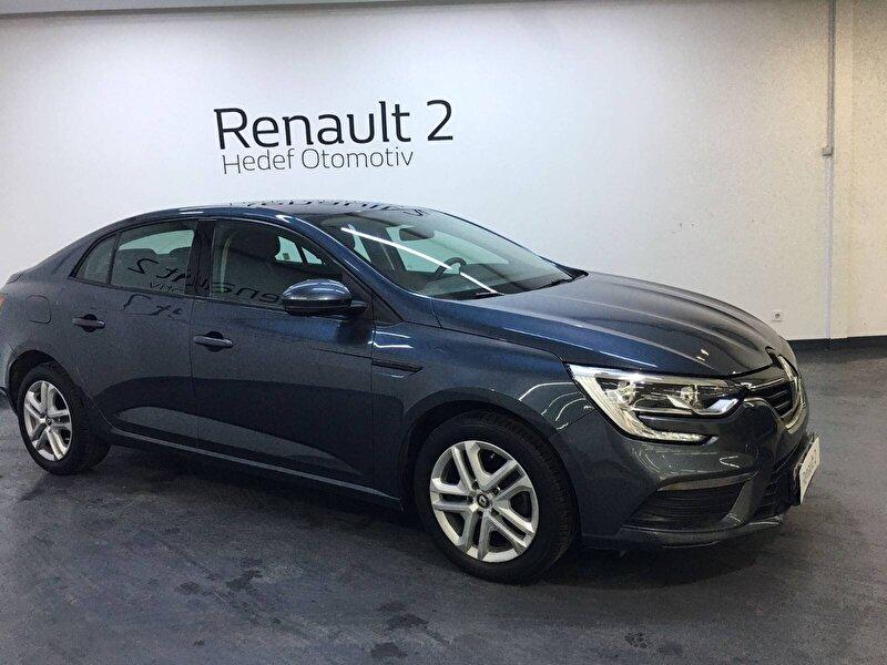 2017 Benzin Manuel Renault Megane Mavi HEDEF OTO