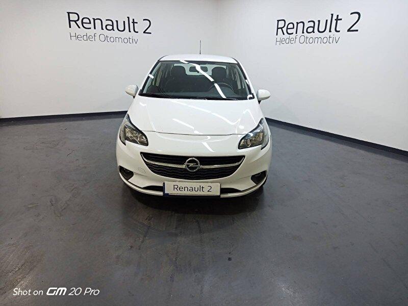 2019 Benzin Otomatik Opel Corsa Beyaz HEDEF OTO