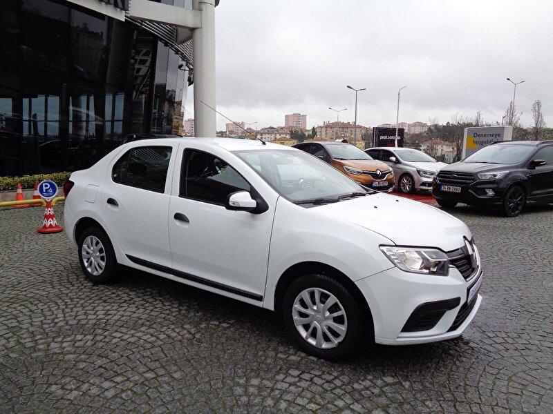 2017 Dizel Manuel Renault Symbol Beyaz KEMAL TEPRET