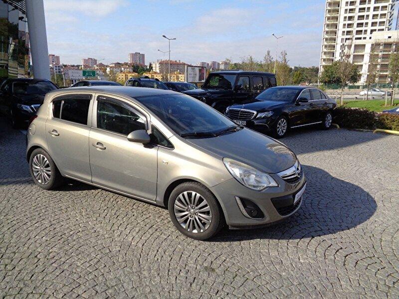 2013 Benzin Manuel Opel Corsa Kahverengi KEMAL TEPRET