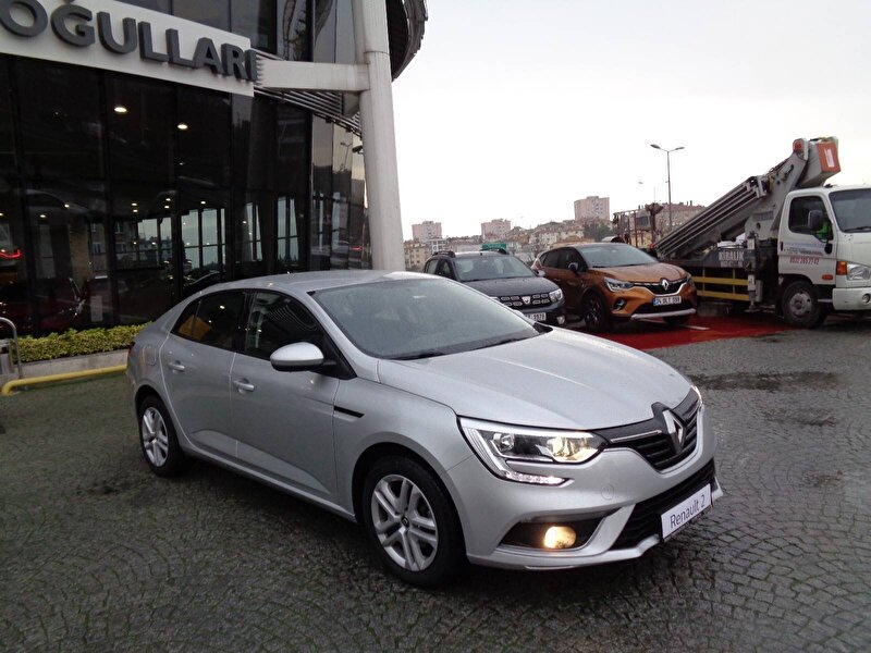 2020 Benzin Manuel Renault Megane Gri KEMAL TEPRET