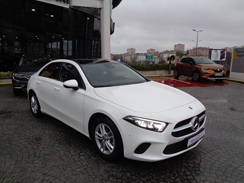2020 Dizel Otomatik Mercedes-Benz A Beyaz KEMAL TEPRET