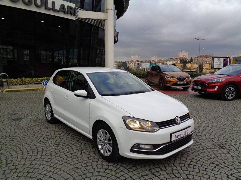 2016 Dizel Otomatik Volkswagen Polo Beyaz KEMAL TEPRET
