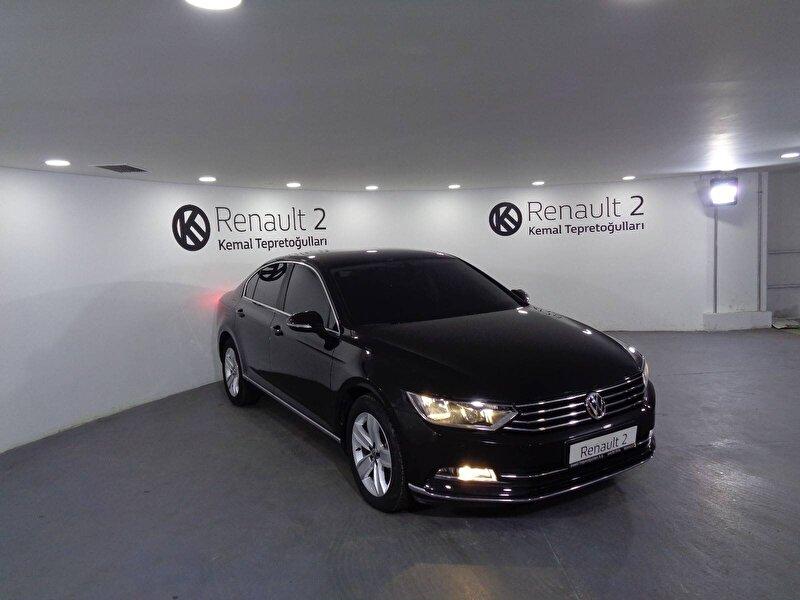 2019 Dizel Otomatik Volkswagen Passat Siyah KEMAL TEPRET