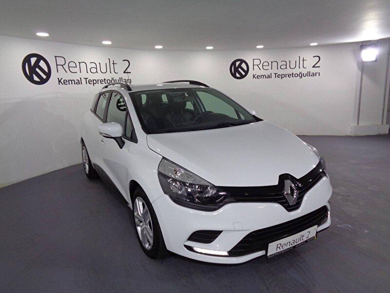 2017 Dizel Manuel Renault Clio Beyaz KEMAL TEPRET