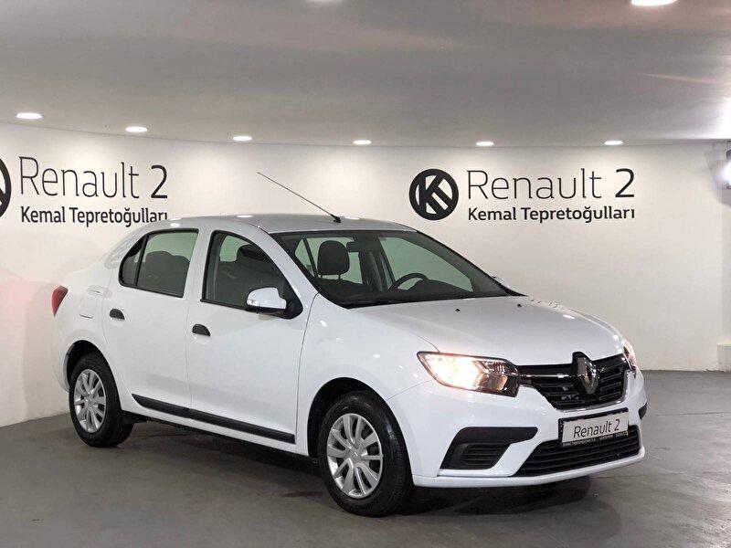 2020 Dizel Manuel Renault Symbol Beyaz KEMAL TEPRET