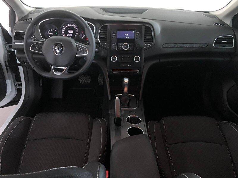 2020 Dizel Otomatik Renault Megane Beyaz KEMAL TEPRET