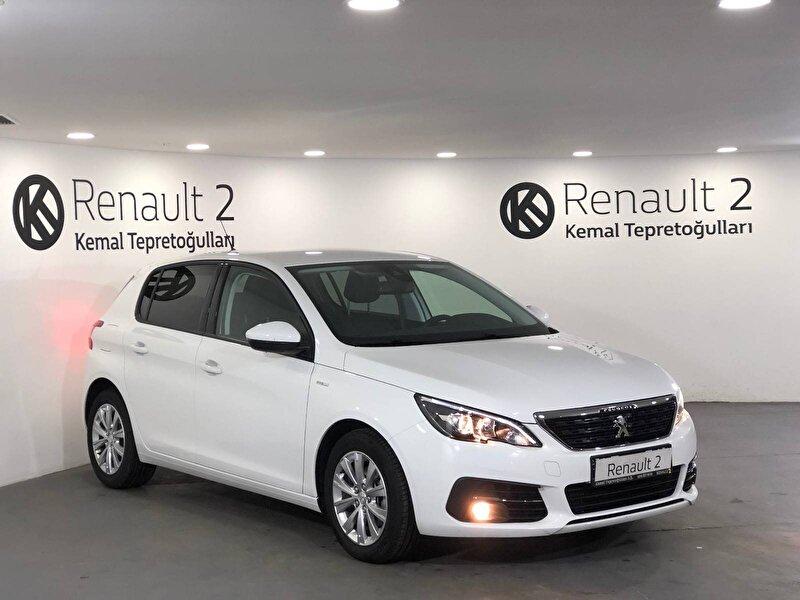 2020 Dizel Otomatik Peugeot 308 Beyaz KEMAL TEPRET