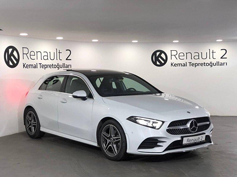 2020 Benzin Otomatik Mercedes-Benz A Beyaz KEMAL TEPRET