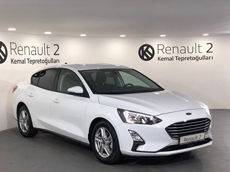 2020 Dizel Otomatik Ford Focus Beyaz KEMAL TEPRET