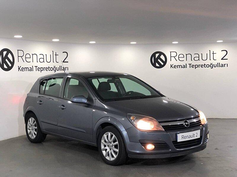 2007 Benzin Otomatik Opel Astra Gri KEMAL TEPRET