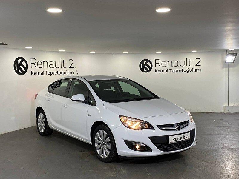 2020 Benzin Otomatik Opel Astra Beyaz KEMAL TEPRET