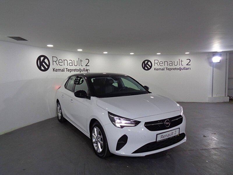 2020 Benzin Otomatik Opel Corsa Beyaz KEMAL TEPRET