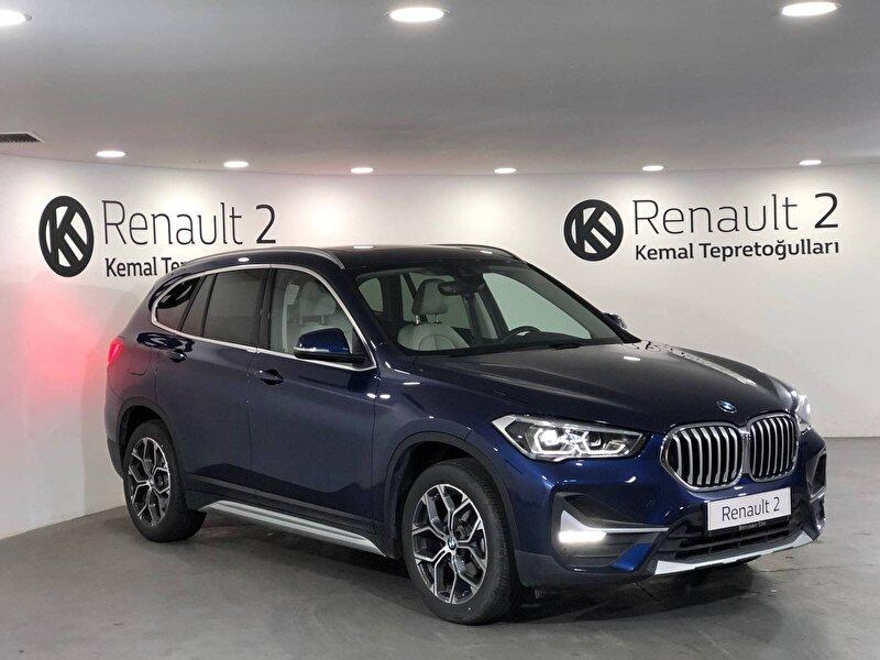 2020 Dizel Otomatik BMW X1 Mavi KEMAL TEPRET