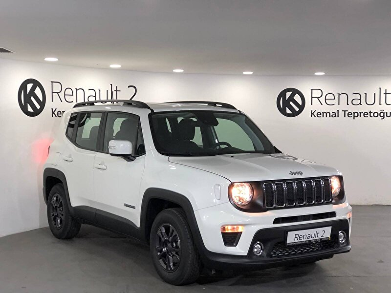 2020 Dizel Otomatik Jeep Renegade Beyaz KEMAL TEPRET