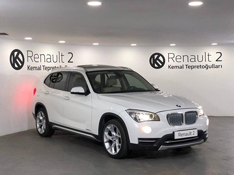 2013 Benzin Otomatik BMW X1 Beyaz KEMAL TEPRET