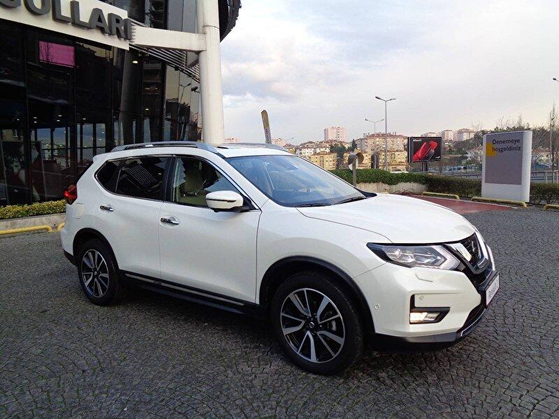 2018 Dizel Otomatik Nissan X-Trail Beyaz KEMAL TEPRET