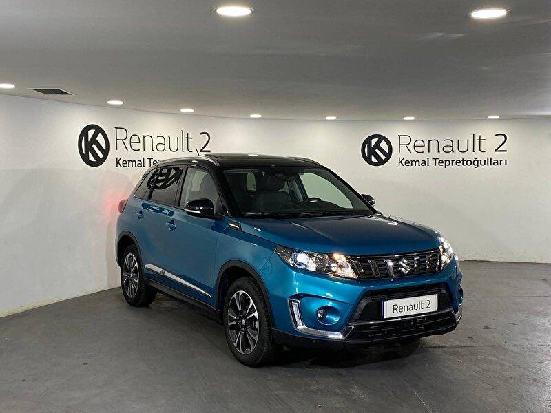 2020 Benzin Otomatik Suzuki Vitara Mavi KEMAL TEPRET