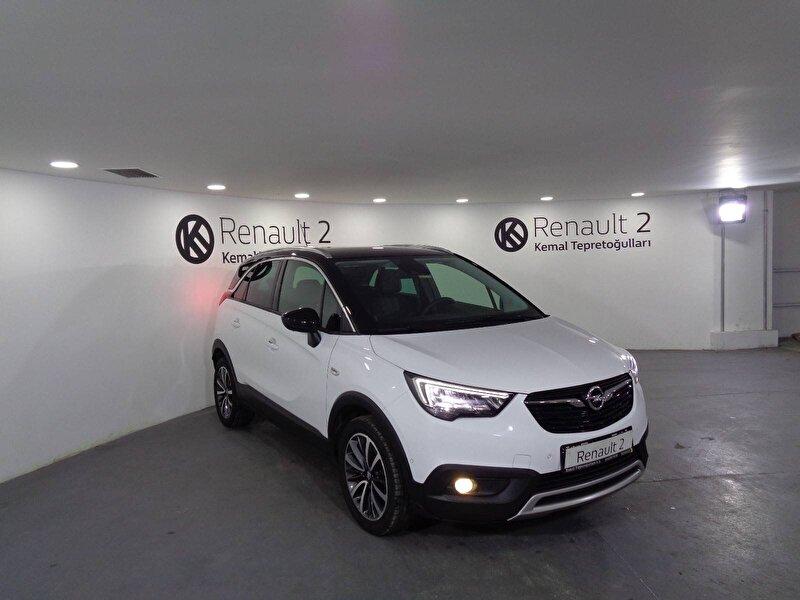 2020 Dizel Otomatik Opel Crossland X Beyaz KEMAL TEPRET