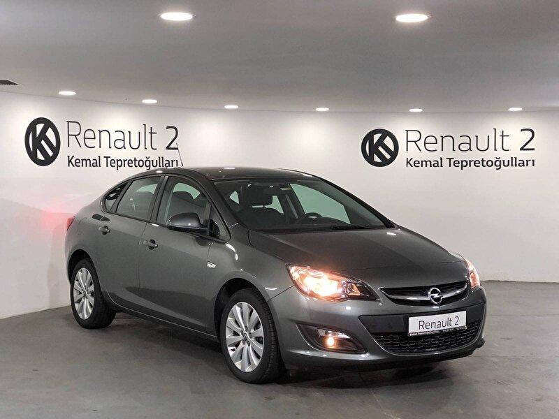 2020 Benzin Otomatik Opel Astra Gri KEMAL TEPRET