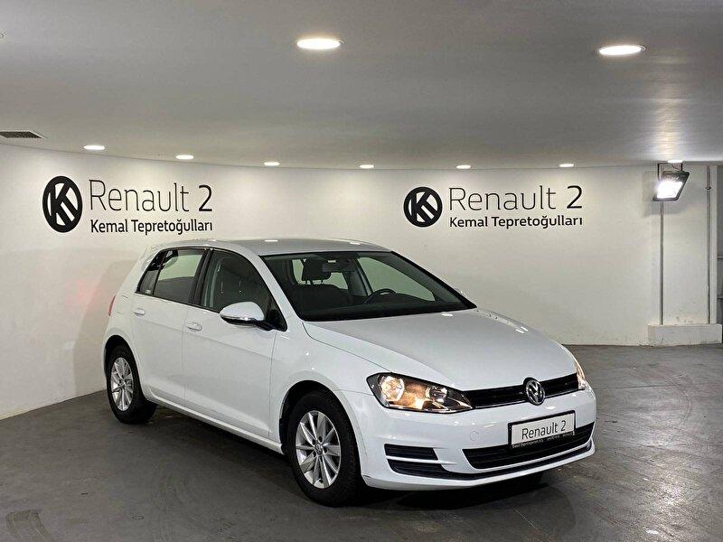 2016 Benzin Otomatik Volkswagen Golf Beyaz KEMAL TEPRET