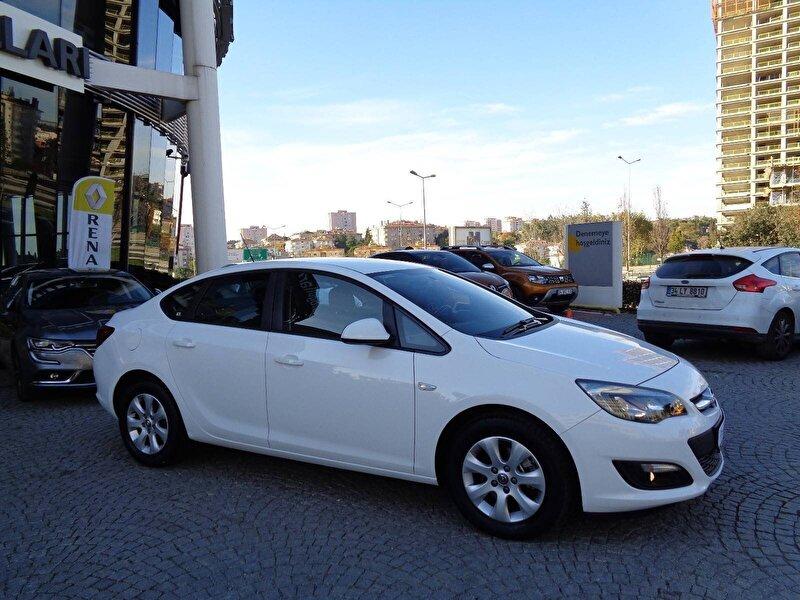 2017 Dizel Otomatik Opel Astra Beyaz KEMAL TEPRET