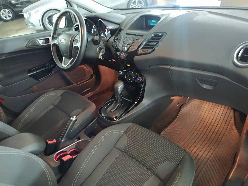 2016 Benzin Otomatik Ford Fiesta Gri KEMAL TEPRET
