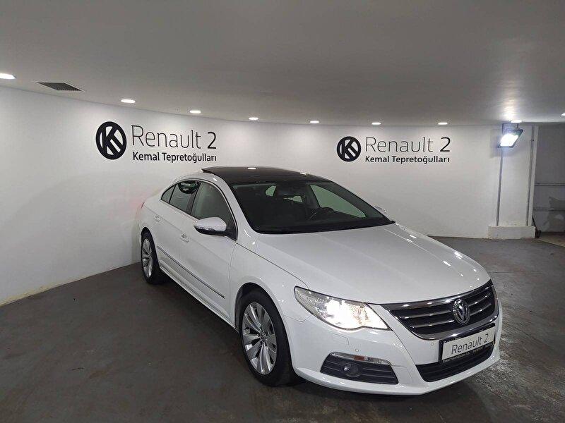 2012 Dizel Otomatik Volkswagen CC Beyaz KEMAL TEPRET