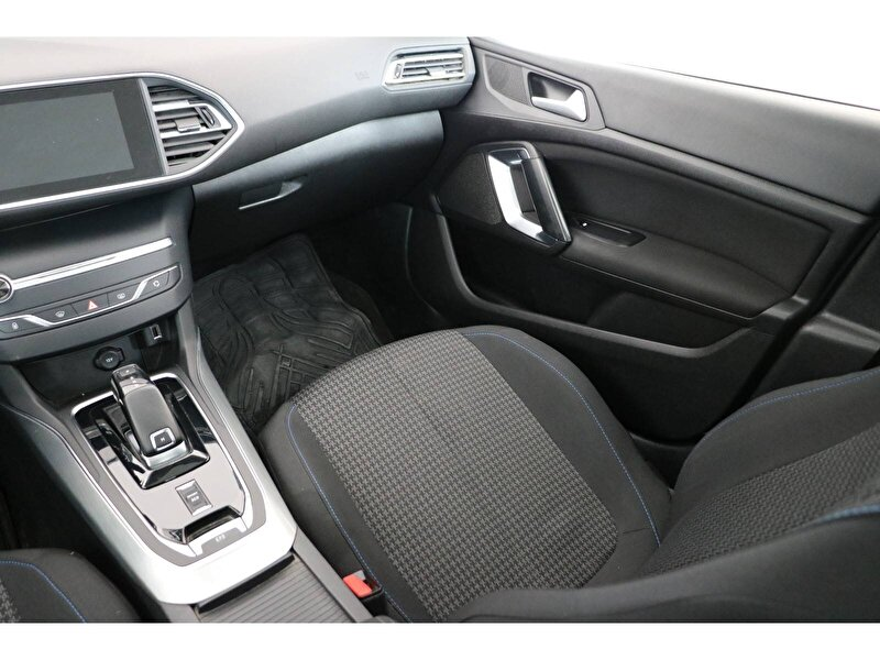 2019 Dizel Otomatik Peugeot 308 Beyaz BAŞER OTOMOTİV